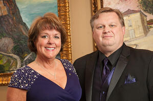 Joan and Michael Schoborg