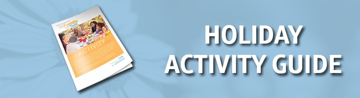 Holiday Activity Guide