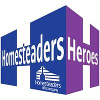 Homesteaders Heroes Logo