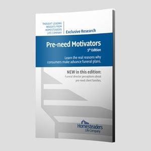 Pre-need Motivators Fifth Edition