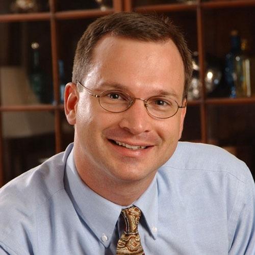 Dr. Jason Troyer Portrait
