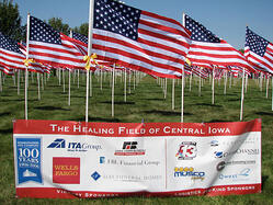 Healing Field of Iowa at the Homesteaders campus