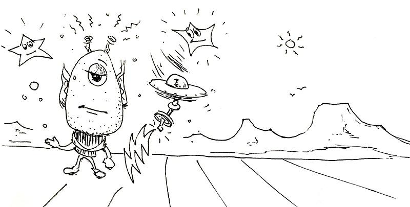 Finding Resilience Ken Haas Doodle