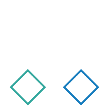 Illustration showing Homesteaders, Domani and eFuneral logos connected to central icon with person and chart