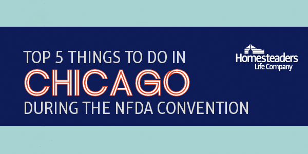 5 Things to Do in Chicago During the 2019 NFDA Convention