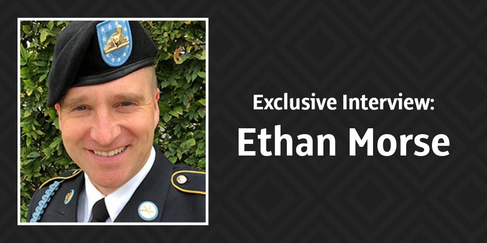 Meet Ethan Morse – Filmmaker, U.S. Army Veteran and Keynote Speaker at NFDA Convention