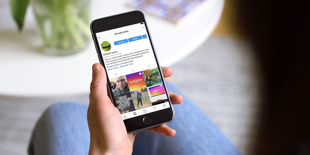 What's Next for Funeral Home Marketing? Attention is the Game, Instagram is the Arena