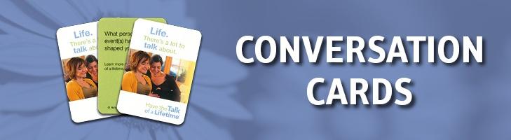 Conversation Cards