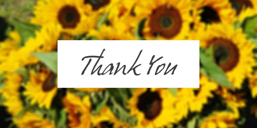 Why We're Thankful: Notes of Gratitude for Funeral Professionals