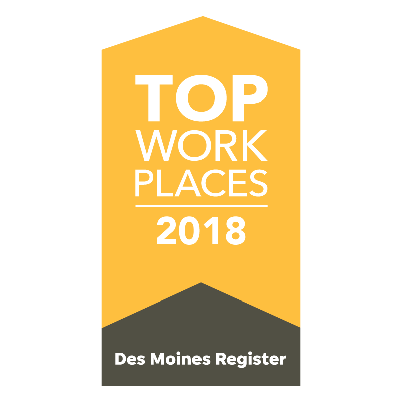 Homesteaders Life Company Named Top Workplace for Fourth Year